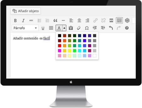 editor oferta paginas web estepona gausswebapp